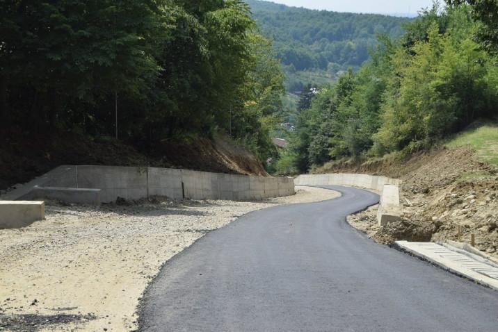 Drum din Argeş, printre cele mai periculoase din România
