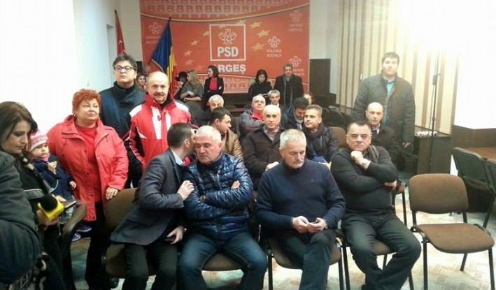PSD, succes zdrobitor în Argeş