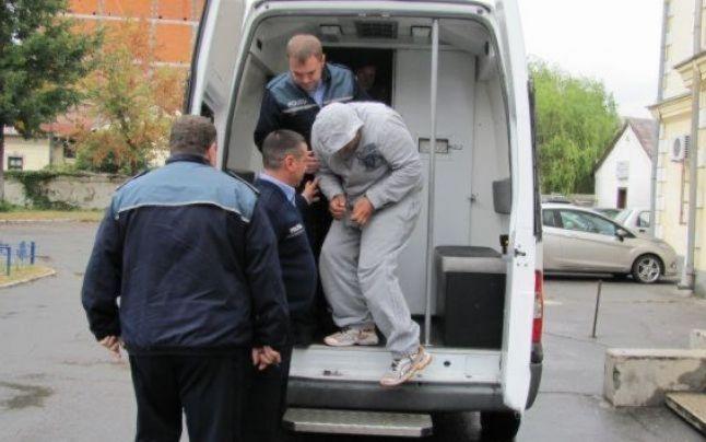 Vâlcean încarcerat în Argeş