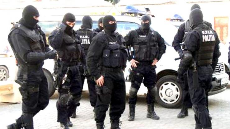 Captură impresionantă a poliţiştilor argeşeni