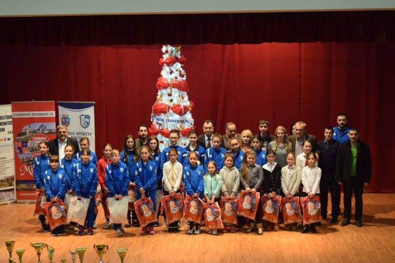 Mioveni: Gala sportului 2016