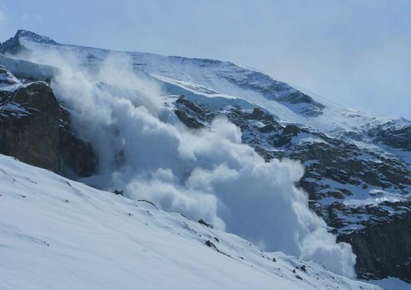 Pericol la munte