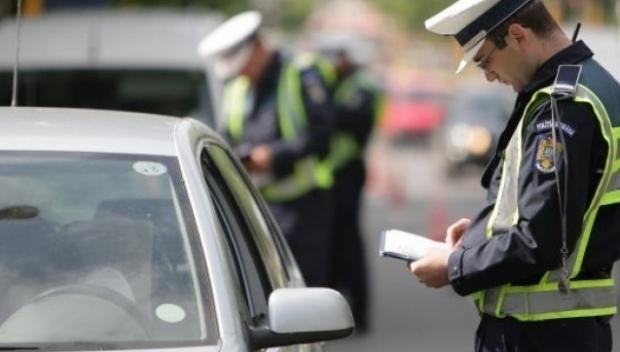Şoferi amendaţi