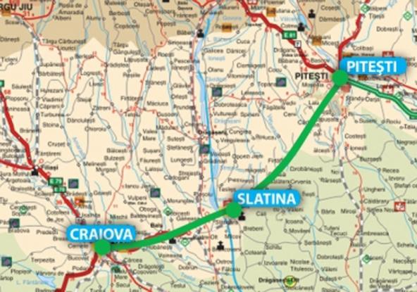 Guvernul PSD-ALDE anunţă autostrada Piteşti-Craiova