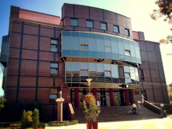 Eveniment la Biblioteca Judeţeană
