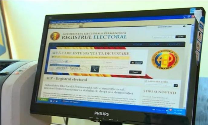 Autoritatea Electorală a actualizat numărul alegătorilor