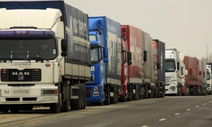 Transportul de mărfuri a crescut, autostrăzile au rămas cam aceleaşi