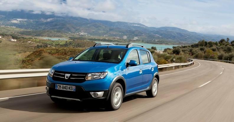 Avans pentru Dacia în Europa