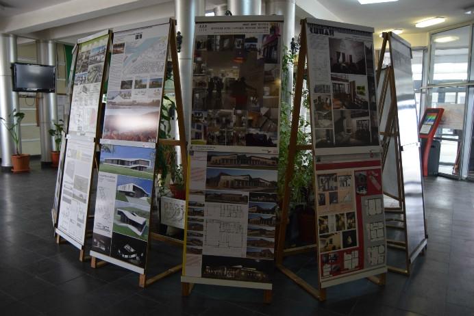 """De astăzi, """"Anuala de arhitectura""""a ajuns la Mioveni"""