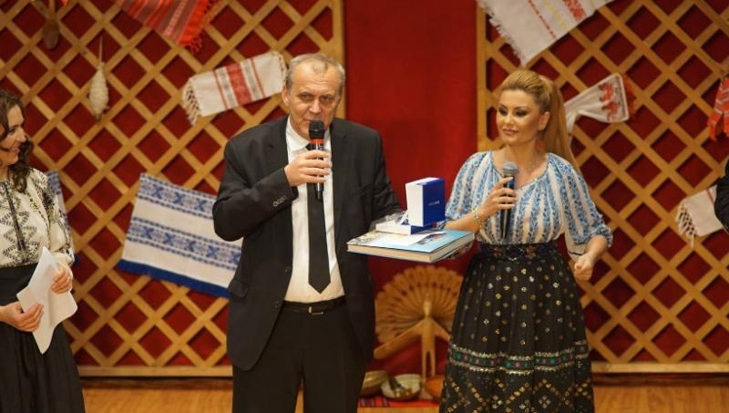 Primarul Ion Georgescu, mesaj de mulţumire