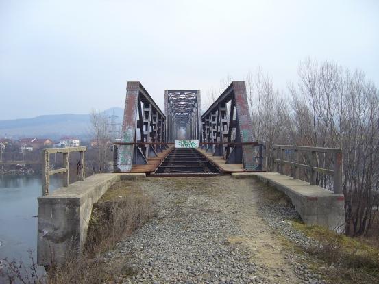 Calea ferată Vâlcelele - Râmnicu Vâlcea, iar pe tapet