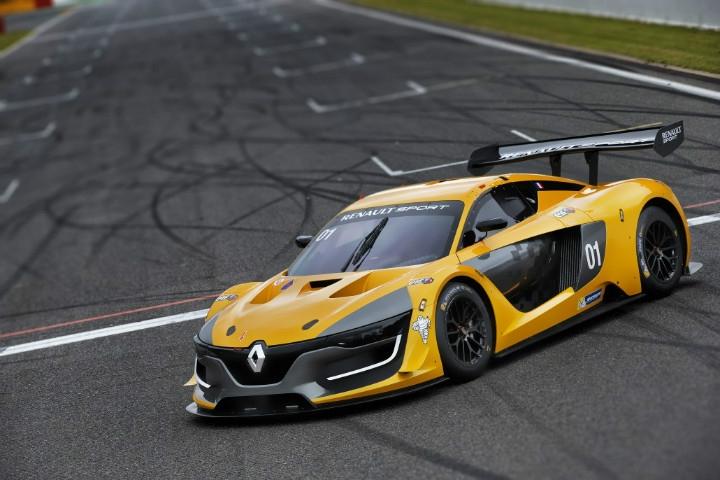 Renault Sport Racing anunţă noi parteneri: BP şi Castrol