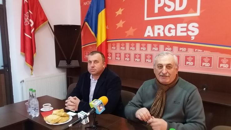 Boţârcă şi Mărăşoiu, trimişi la înaintare de PSD