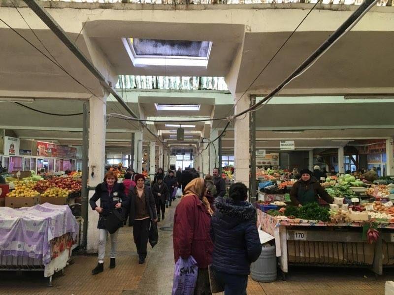 Au început procedurile pentru reabilitarea pieţelor din Găvana şi Trivale