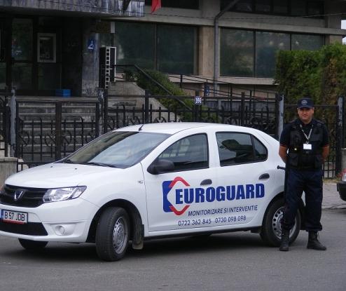 Contract de pază la ADP Piteşti