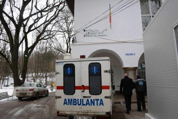 Manu a ajuns la Spitalul de Psihiatrie