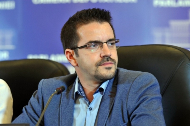 Argeşeanul Bogdan Diaconu, demis din fruntea PRU