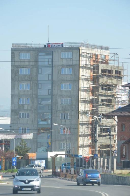 MIOVENI: Blocul de locuinţe va fi gata anul acesta