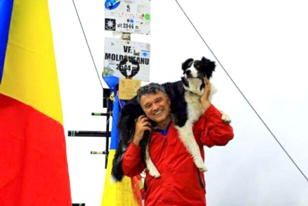 Stagiu montan pentru echipaje canine de salvare din avalanşă, în Argeş