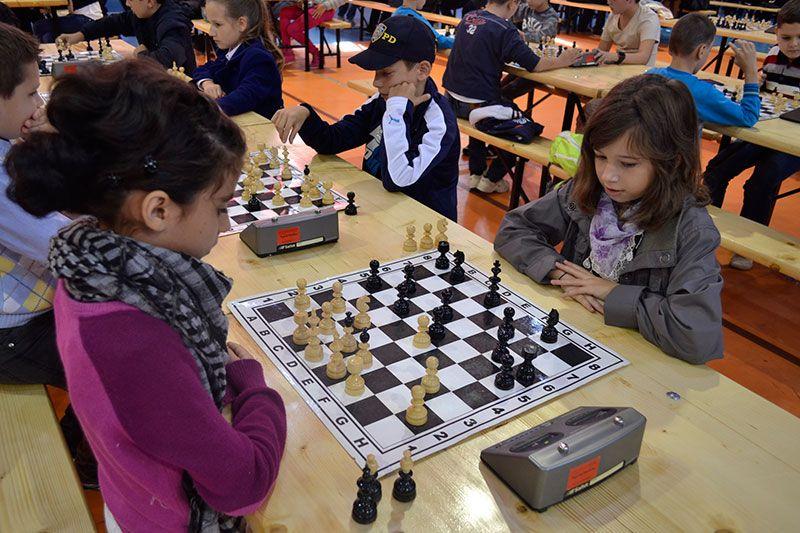 Concurs de șah în Mioveni