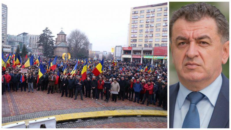 VIDEO: Cristian Geneta, cel mai complet discurs la mitingul PSD