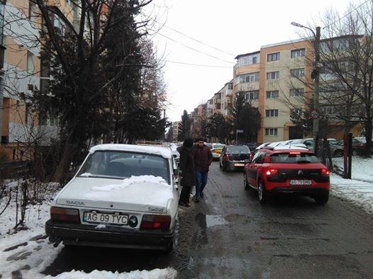 Pericol pe strada Banat