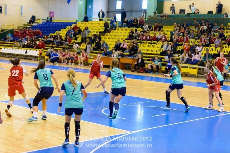 Încă o victorie pentru handbalistele de la Mioveni! 24-21 cu HCM Baia Mare