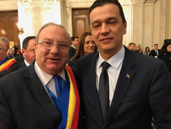 Primarul din Bascov a prezentat premierului Grindeanu problemele din administraţie