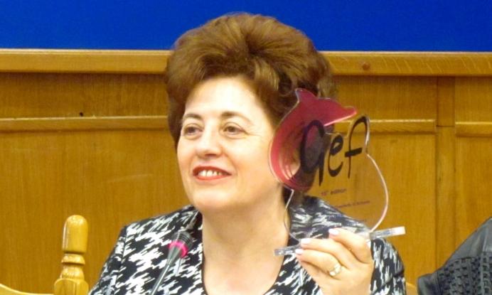 Gabriela Pendiuc va ieşi la pensie