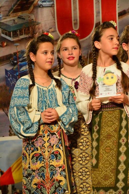 """Mioveni: Câştigătorii """"Festivalului Primăverii"""""""