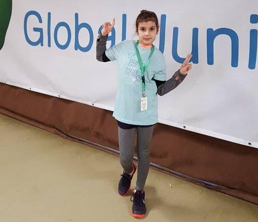 Flavia Ogrezeanu, locul 4 la prima participare la un turneu internațional