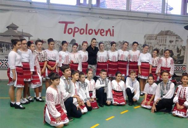 Festival concurs la Topoloveni