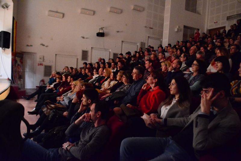 "Spectacolul ""Carpathian Garden"" s-a bucurat de mare succes la public"
