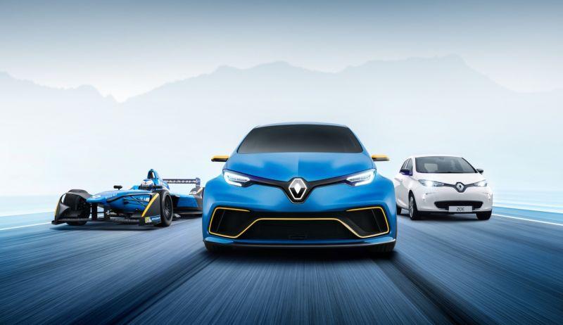 Renault la Salonul de la Geneva