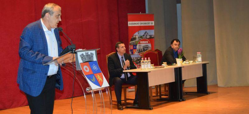Georgescu anunţă: Investiţii de 800 miliarde la Mioveni