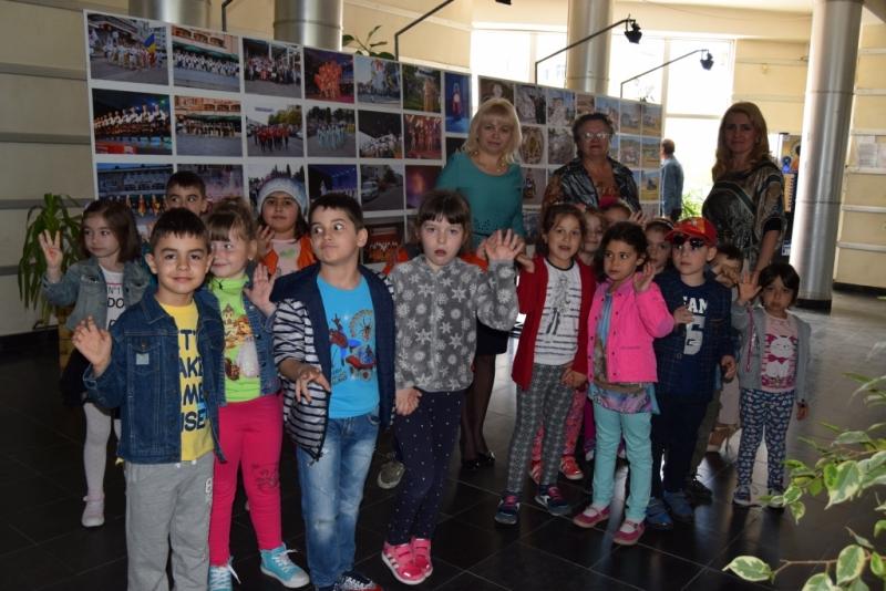Primăria Mioveni a fost vizitată de elevi