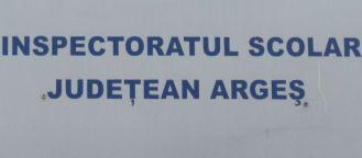 Concurs pentru inspector general şcolar adjunct în Argeş