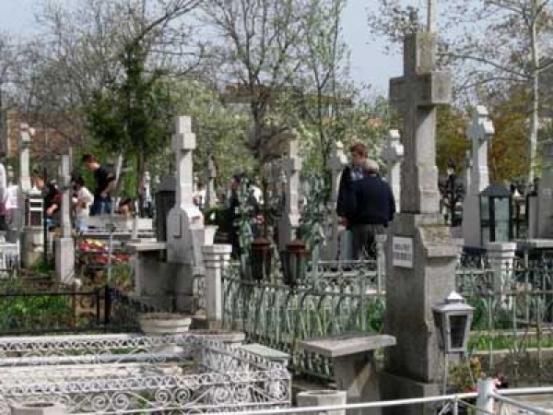 Investiţii la cimitirul Sfântul Gheorghe