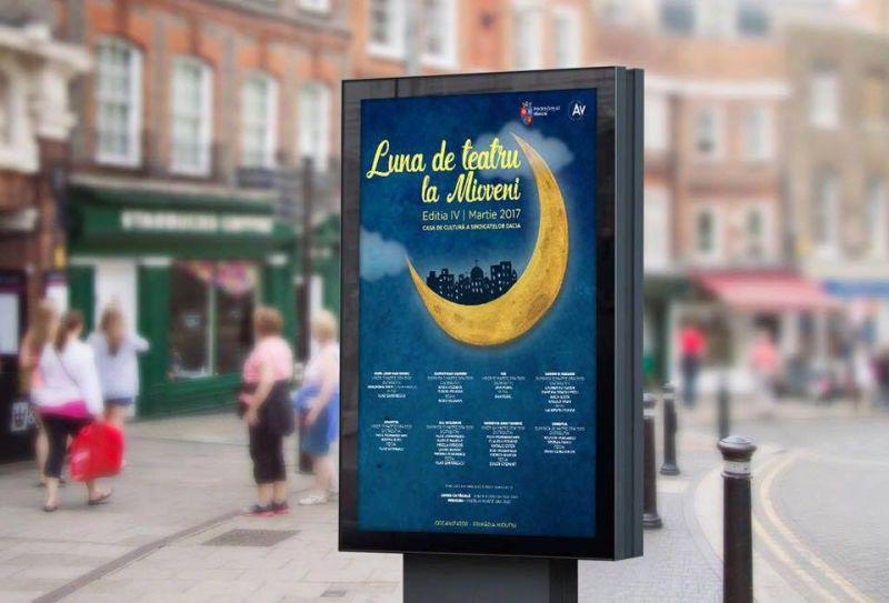 Teatrul Davila vinde bilete pentru spectacolele de la Mioveni