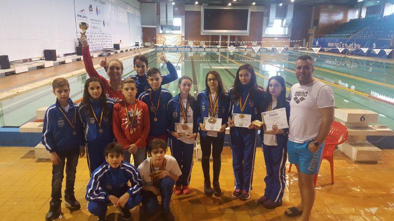 Medalii pentru sportivii de la Mioveni