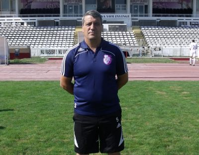 Antrenor nou pentru echipa de fotbal CS Mioveni