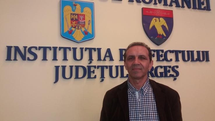 Emilian Dragnea, numit prefect de Argeş