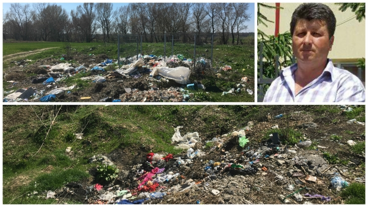 (VIDEO) Te trec fiorii: mormane de gunoaie la Buzoeşti