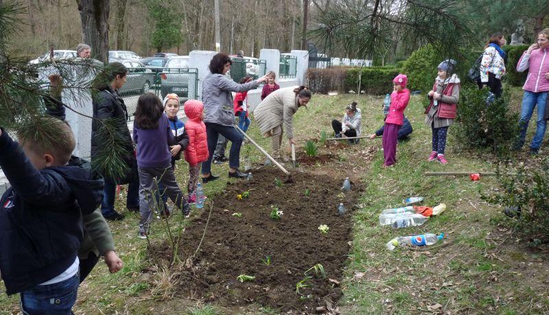 Evenimente ecologice importane sărbătorite la Palatul Copiilor Pitești