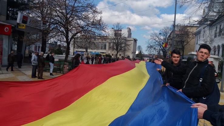 Ziua Unirii Basarabia cu România, sărbătorită în Piteşti