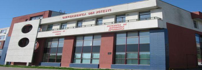 Porți deschise la Universitatea Pitești