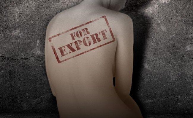 Stop traficului de fiinţe umane!