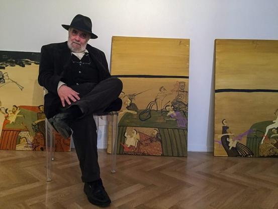 Galerie privată de artă în Piteşti