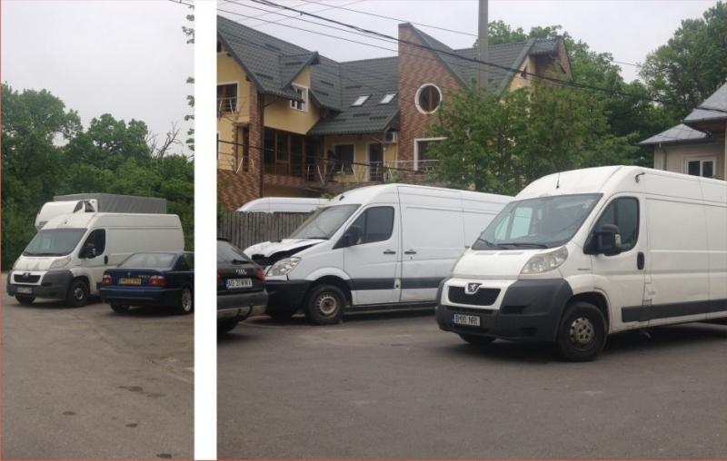 Poliţia locală sfidată de patronul firmei de Maxi Taxi
