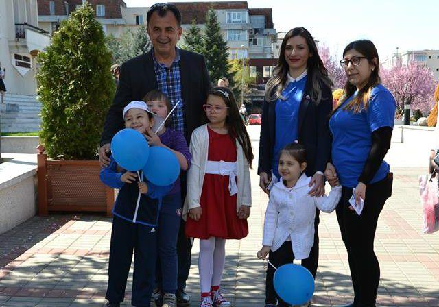 Ziua Autismului, marcată la  Mioveni